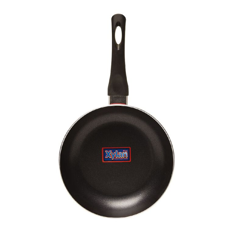 Living & Co Classic Frypan Red 20cm, , hi-res