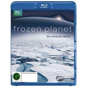 Frozen Planet Blu-ray 3Disc