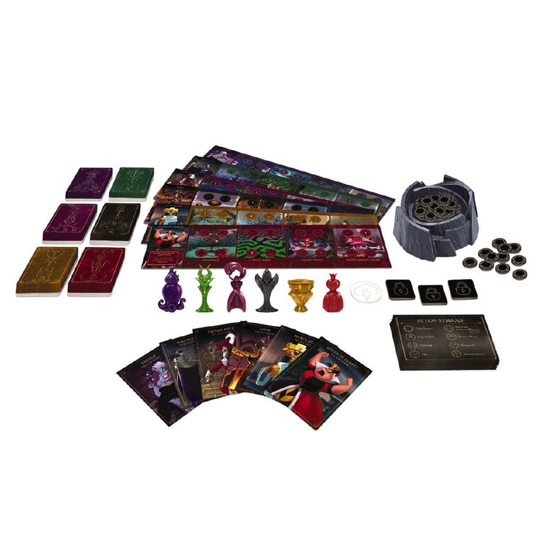 Ravensburger Villainous The Worst Takes It All Game, , hi-res
