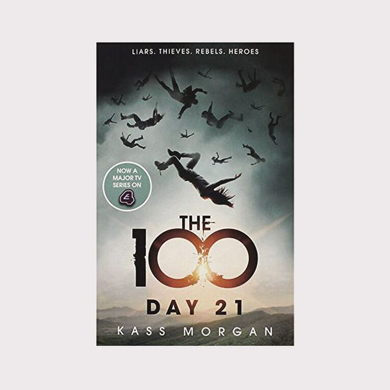 The 100: Day 21 by Kass Morgan, , hi-res image number null