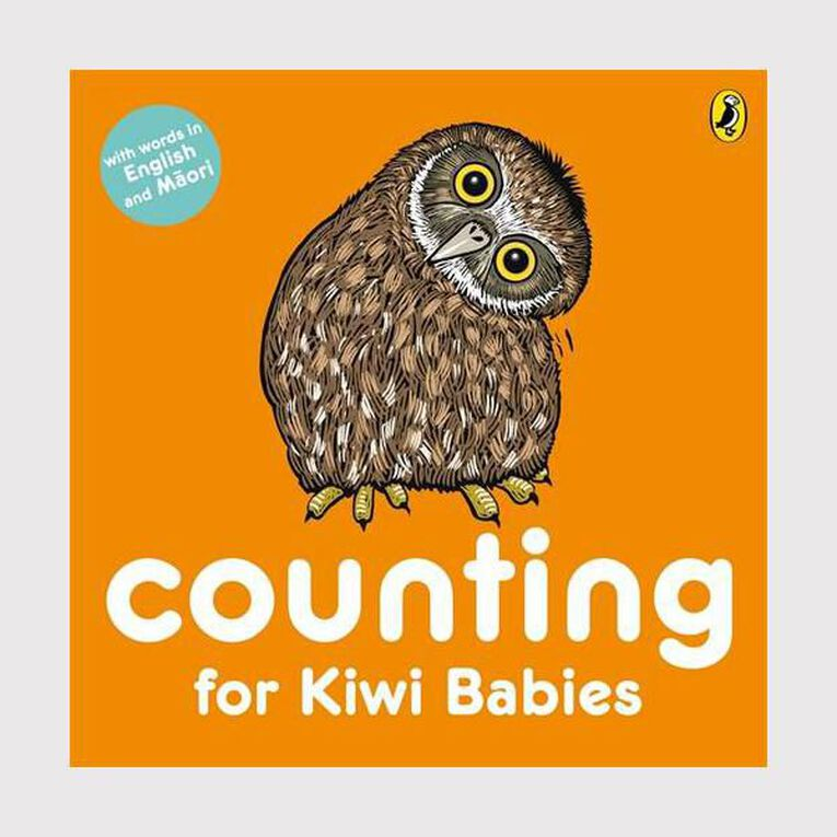 Counting for Kiwi Babies by Fraser Williamson & Matthew Williamson, , hi-res