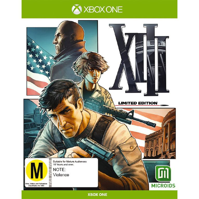 XboxOne XIII Remake, , hi-res image number null