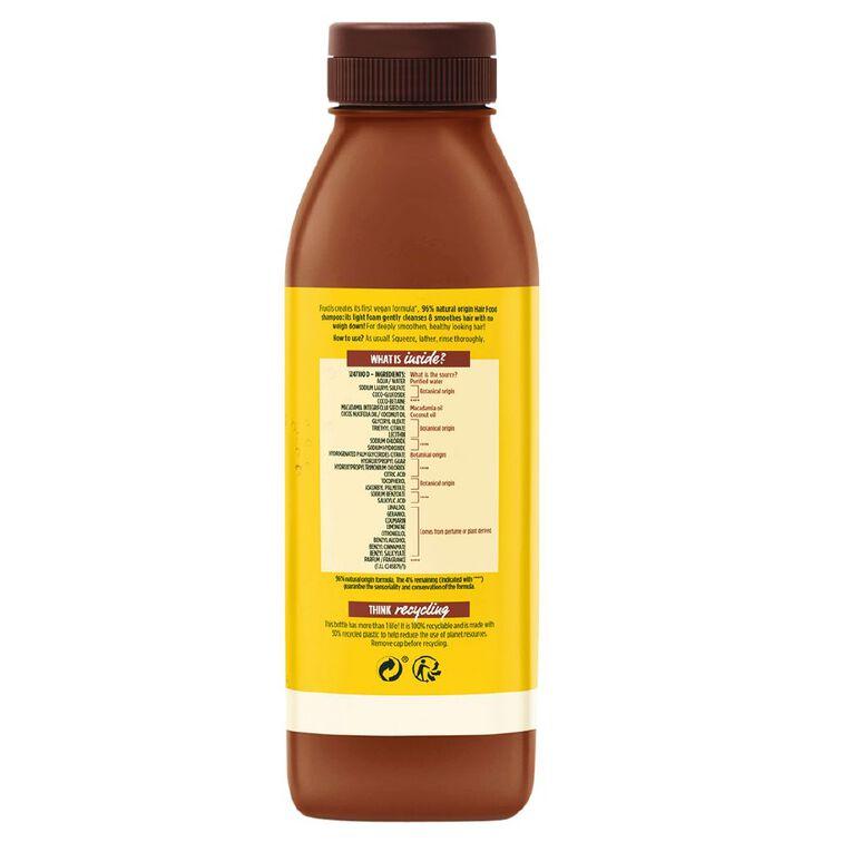 Garnier Fructis Hair Food Macadamia Shampoo 350ml, , hi-res