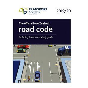 New Zealand Road Code 2019/20 by NZ Transport Agency
