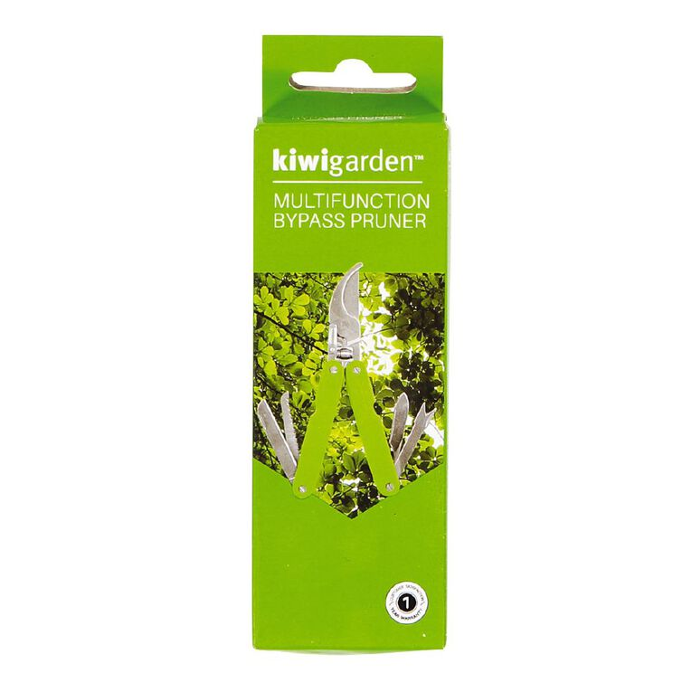 Kiwi Garden Multi Function Bypass Pruner, , hi-res