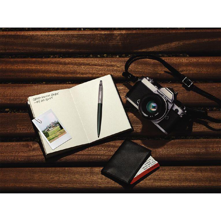 Parker Jotter XL Matte Green Trim Ball Pen Green, , hi-res