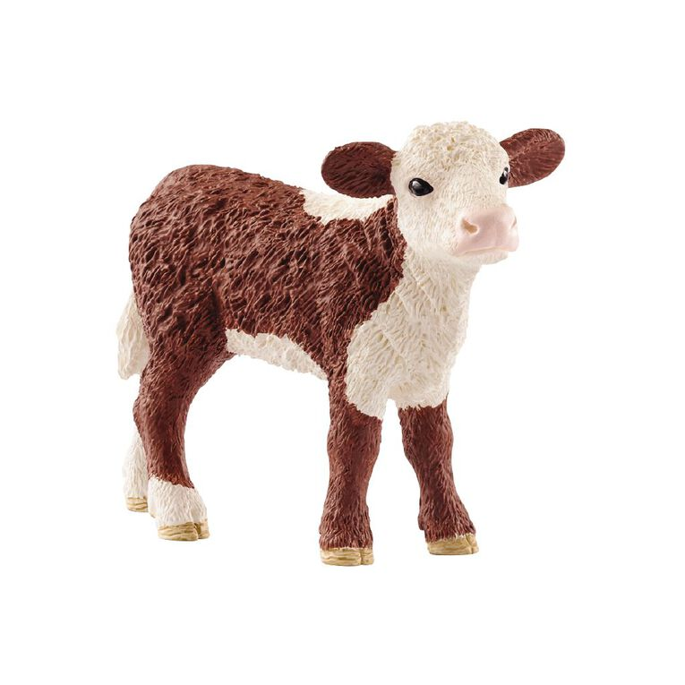 Schleich Hereford Calf, , hi-res image number null