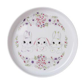 Living & Co Kids Bunny Plate
