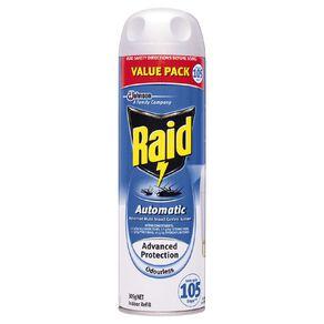 Raid Advanced Odourless Refill 305g