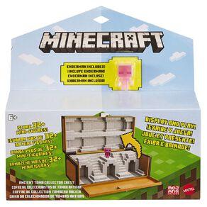 Minecraft Collector Case