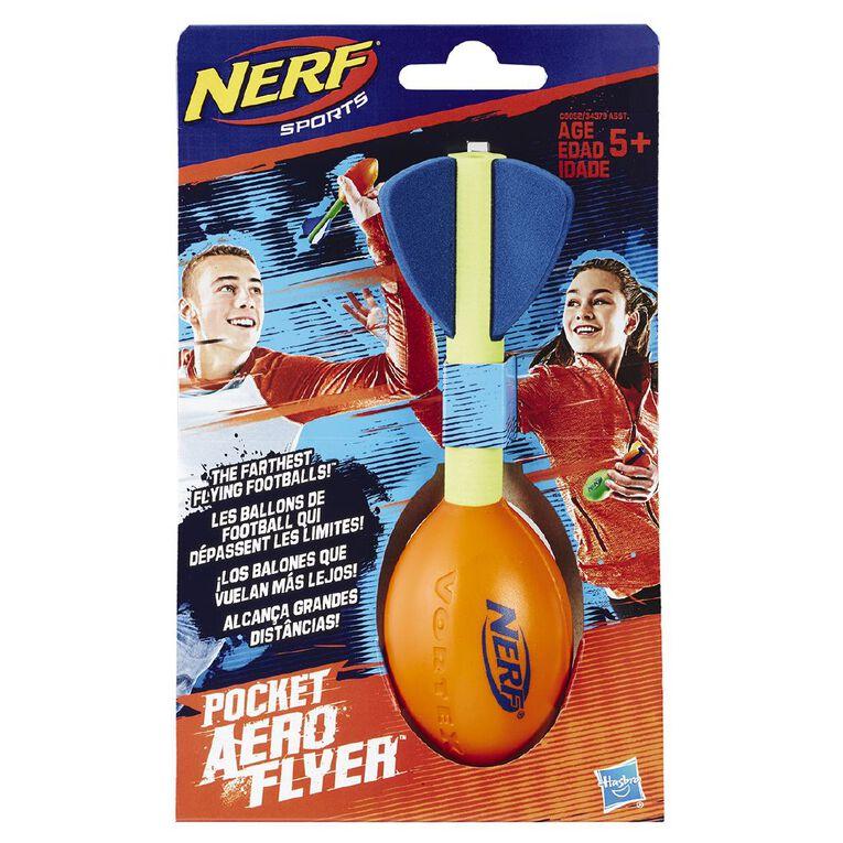 NERF Pocket Aero Flyer Assorted, , hi-res