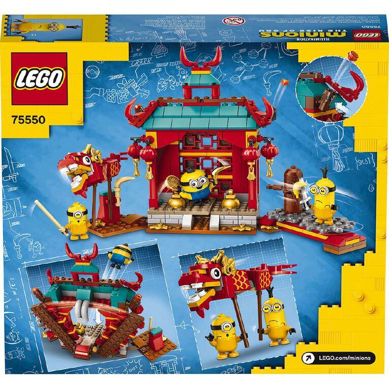 LEGO Minions Kung Fu Batle 75550, , hi-res