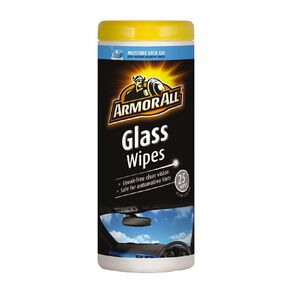 Armor All Glass Wipes 25 Pack