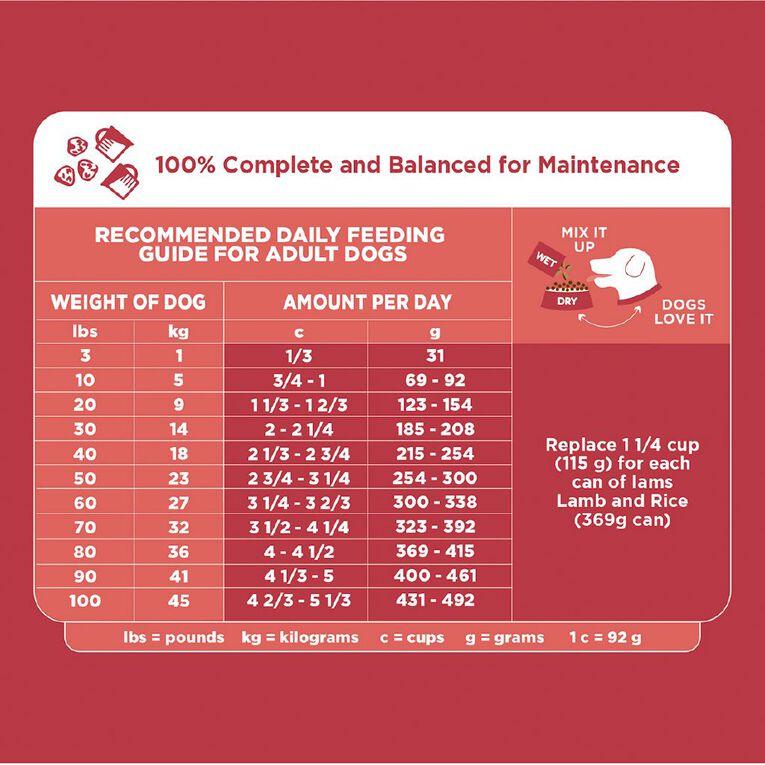 Iams Proactive Health Adult Dog Lamb 6.8kg, , hi-res
