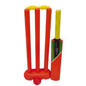 Active Intent Sports Plastic Cricket Set Size 2