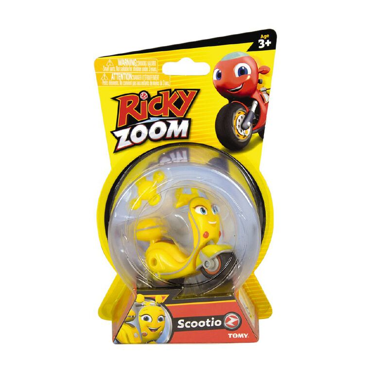 Ricky Zoom Core Character Figure Assorted, , hi-res