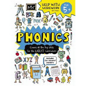 Help with Homework Expert 5+ Phonics
