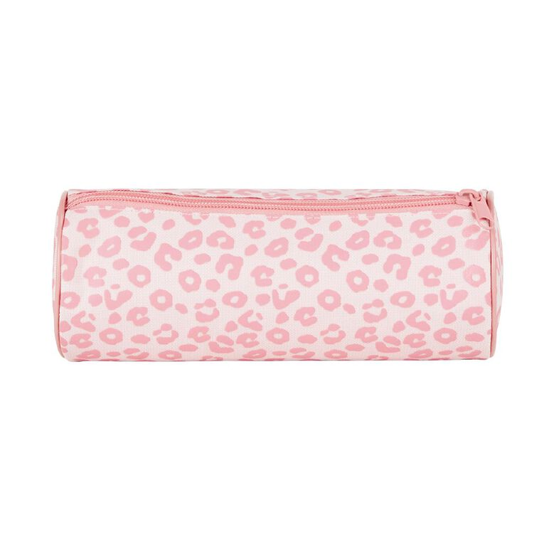 WS Pencil Case Tube Leopard, , hi-res
