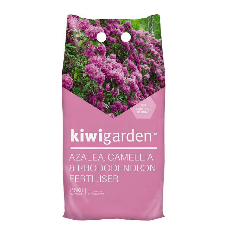 Kiwi Garden Azalea Camellia & Rhododendron Fertiliser 2.5kg, , hi-res