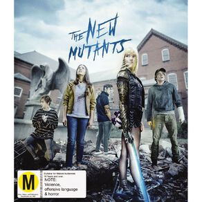 The New Mutants BR 1Disc