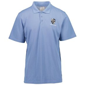 Schooltex Opihi College Short Sleeve Polo with Embroidery