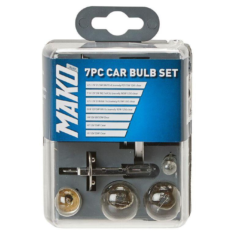 Mako Car Bulb Set 7 Pack, , hi-res