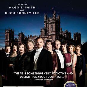 Downton Abbey Season 3 DVD 3Disc