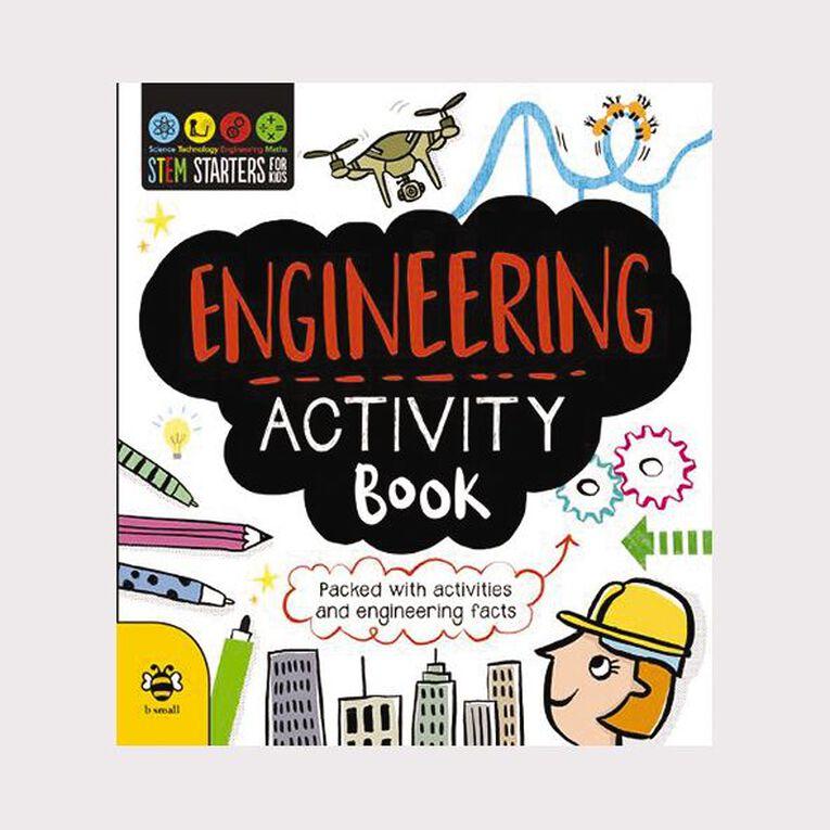 Stem Starters for Kids: Engineering Activity Book, , hi-res