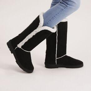 H&H Tall Fluff Slipper Boots