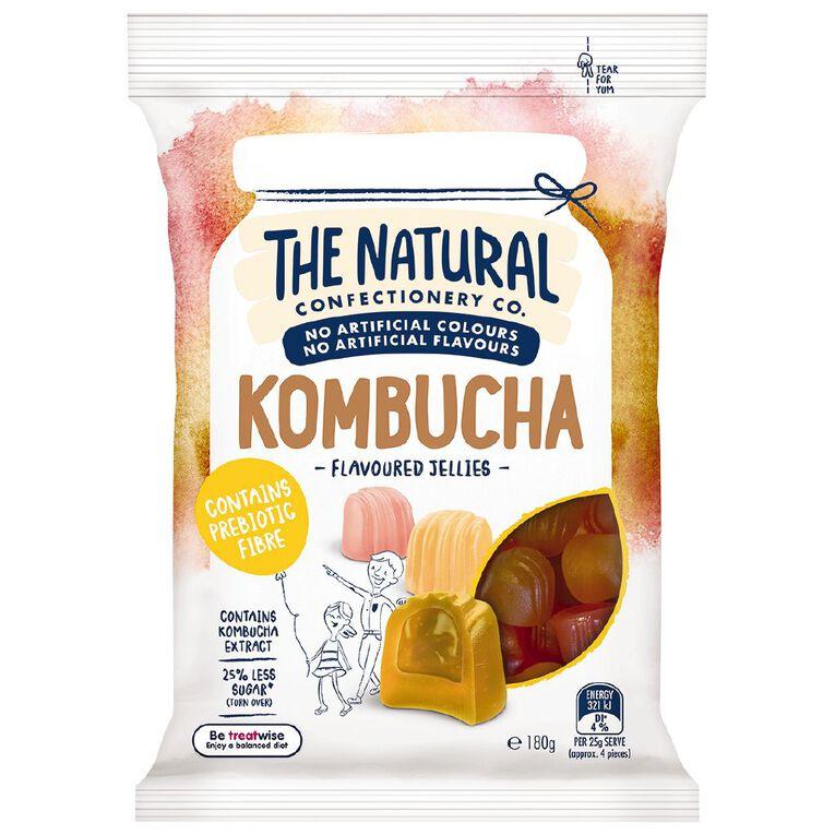 The Natural Confectionery Co. Kombucha 180G, , hi-res