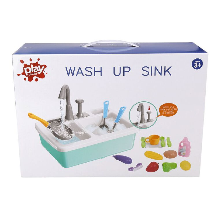 Play Studio Wash Up Sink, , hi-res