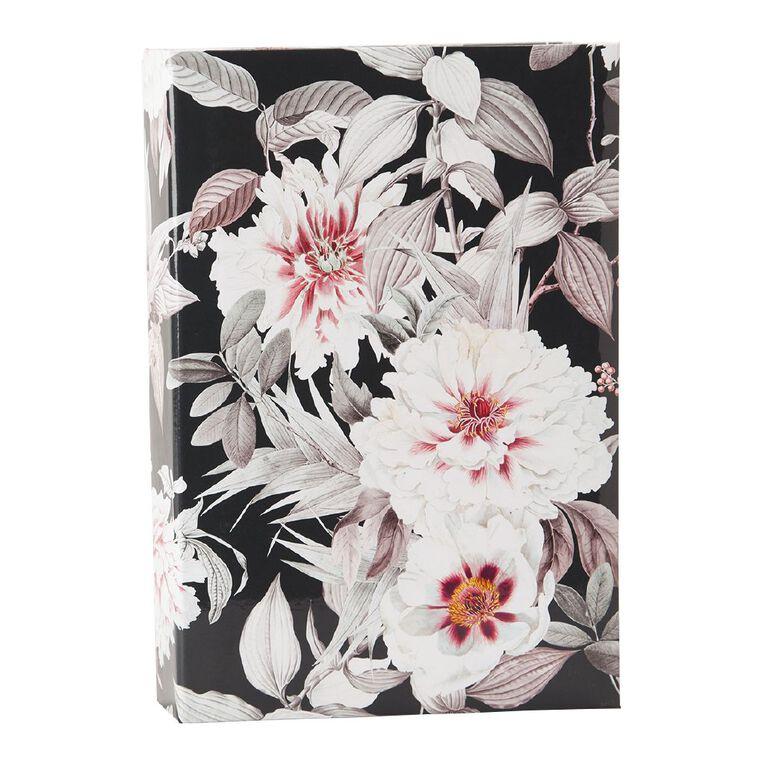 Living & Co Photo Album Floral 300 Pocket 4in x 6in, , hi-res