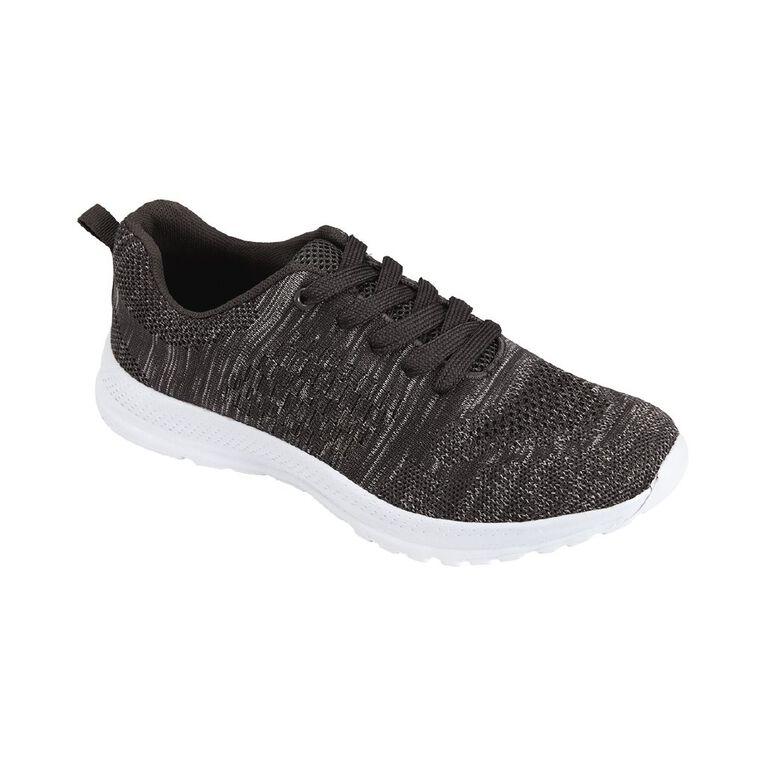 Active Intent Knit Panel Active Shoes, Grey, hi-res