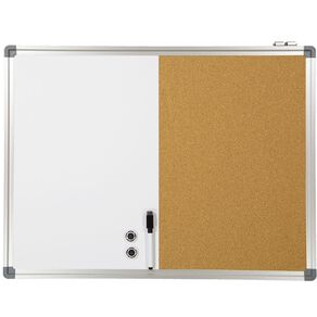 Magnetic Combo Board 450 x 600mm