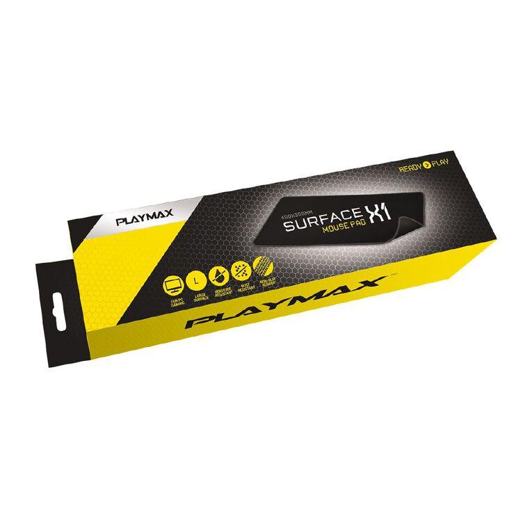 Playmax Mouse Mat X1, , hi-res
