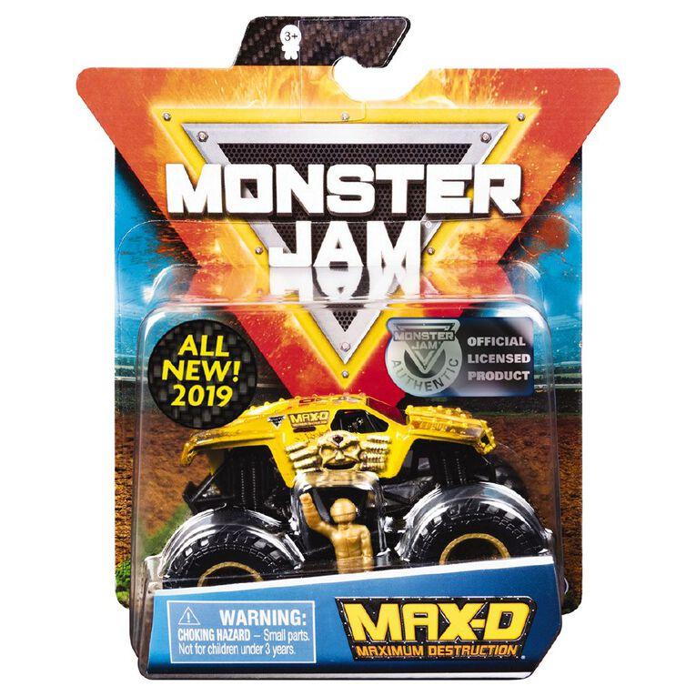 Monster Jam 1:64 Single Pack Assorted, , hi-res image number null