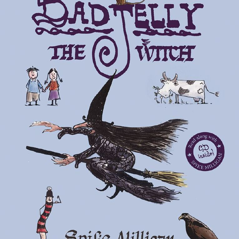 Badjelly the Witch by Spike Milligan, , hi-res