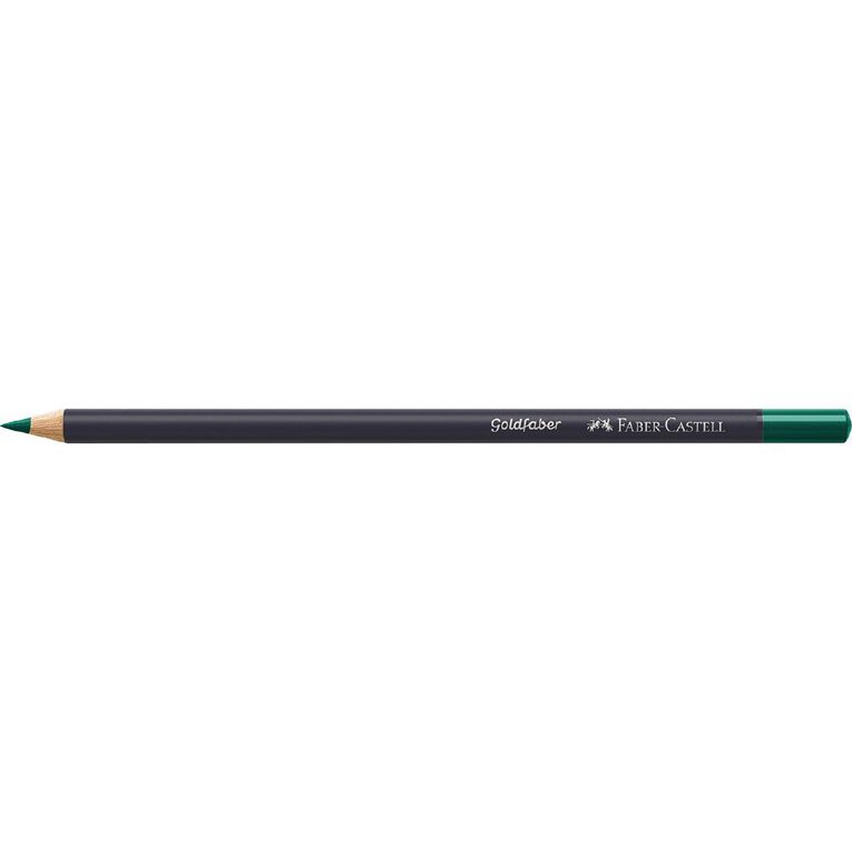 Faber-Castell Colour Pencil Goldfaber Col161 - Phthalo Green, , hi-res