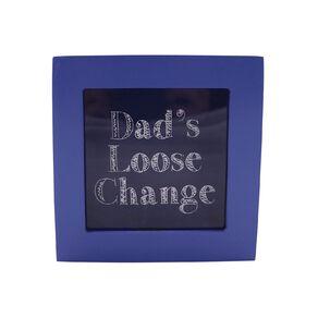 Hot Topic Dad's Loose Change Money Box