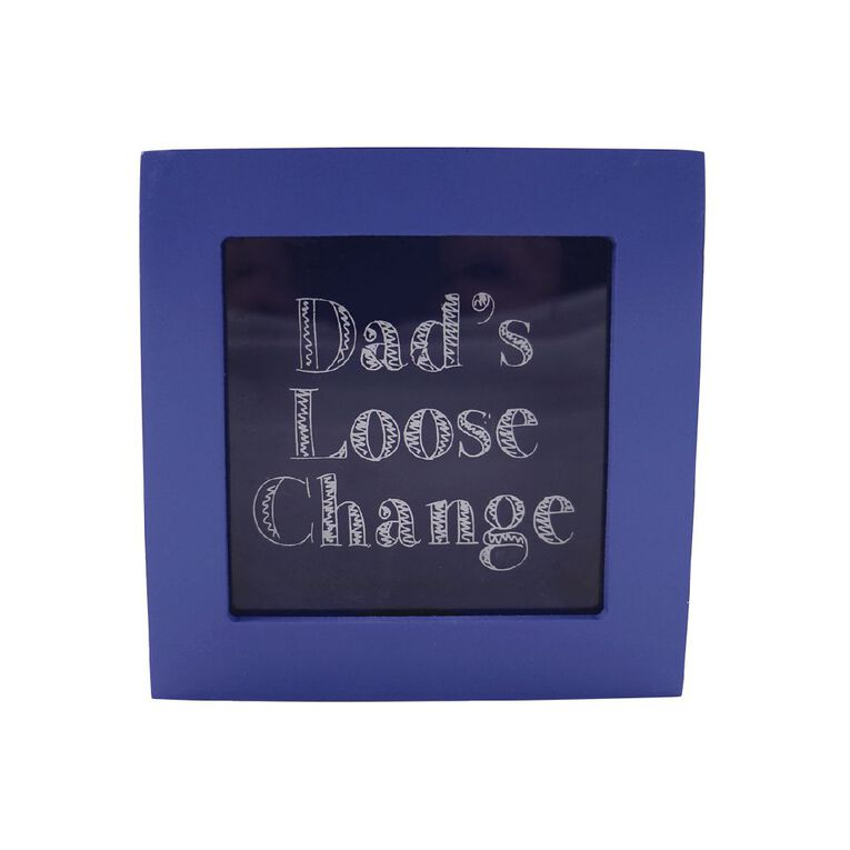Hot Topic Dad's Loose Change Money Box, , hi-res