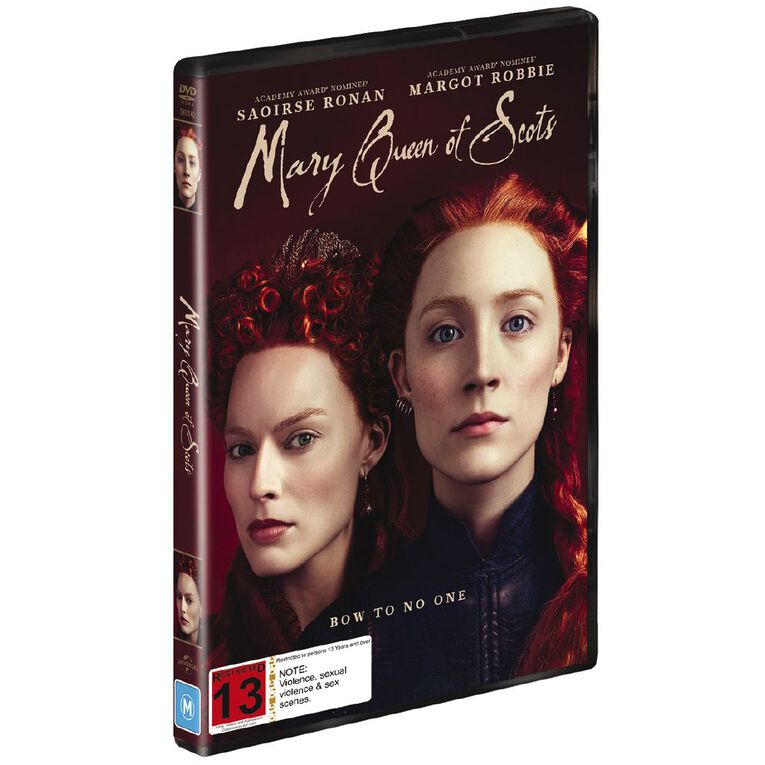 Mary Queen Of Scots DVD 1Disc, , hi-res