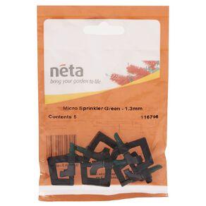 Neta Micro Irrigation Green Micro Sprinkler 3 Pack