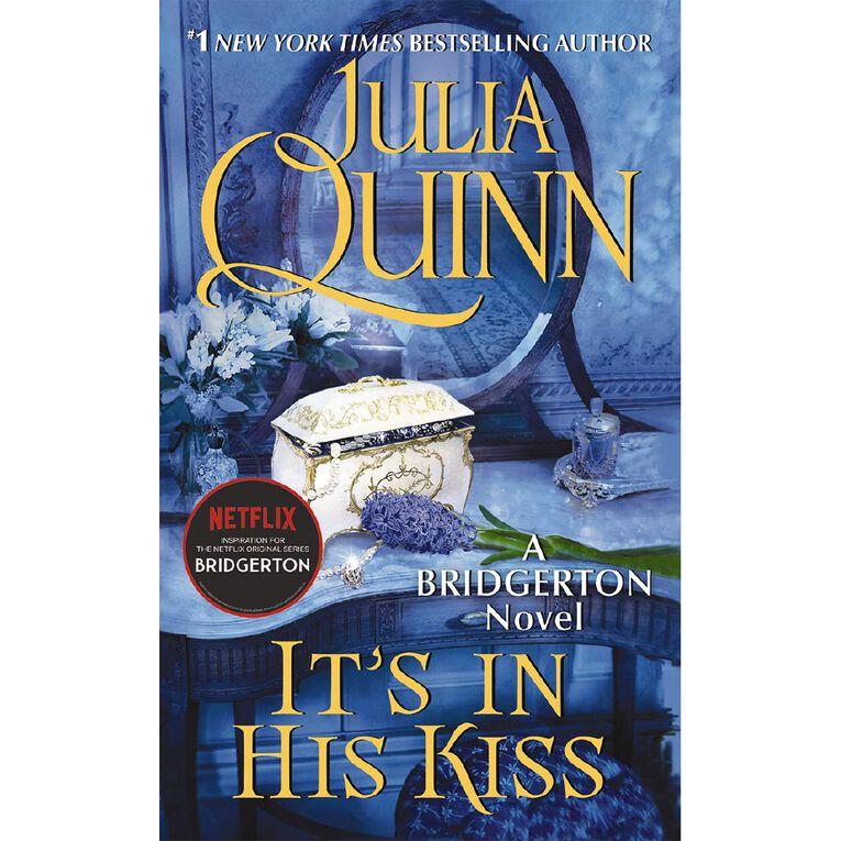 Bridgerton #7 It's In His Kiss by Julia Quinn, , hi-res
