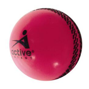 Active Intent Sports Cricket Windball Fluro Pink