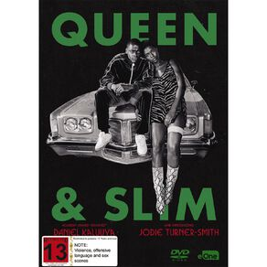 Queen And Slim DVD 1Disc