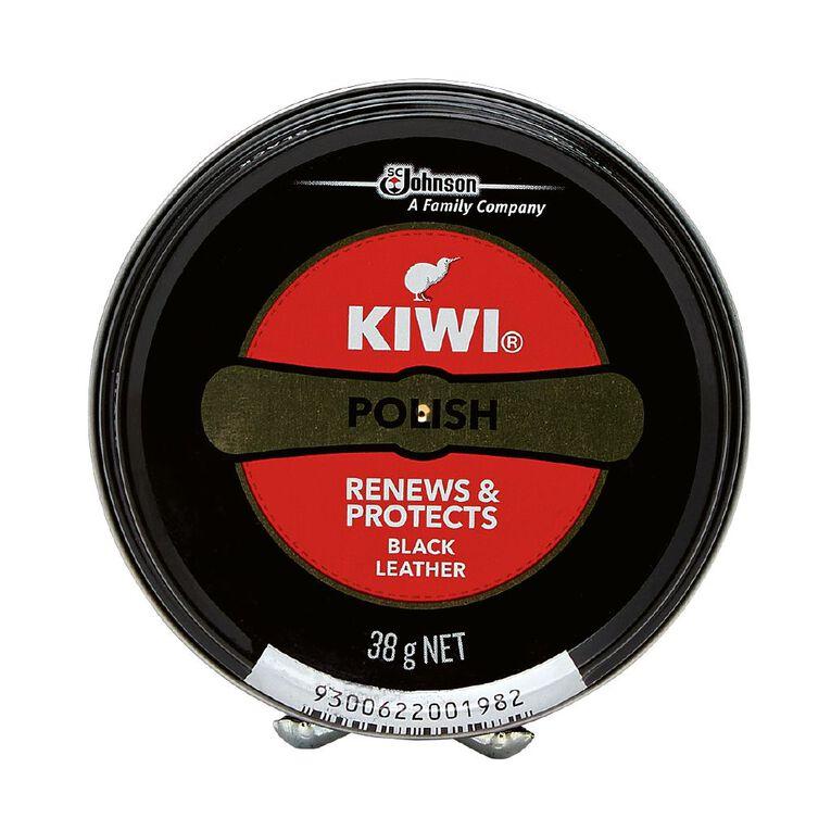 KIWI Paste Polish Black, Black, hi-res image number null