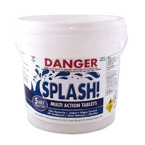 Splash Multi Tablets 4 Way Action 2kg