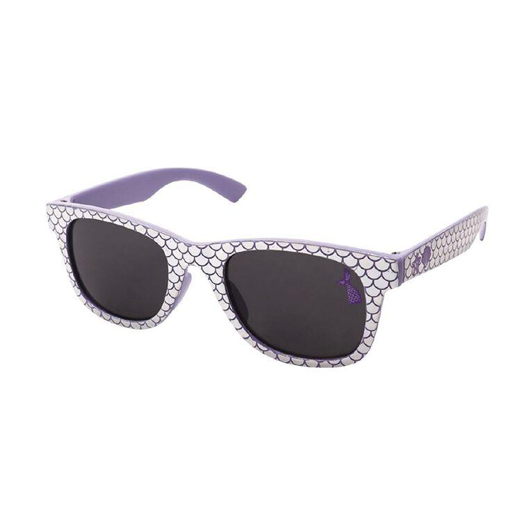 Kids Mermaid Sunglasses, Purple, hi-res
