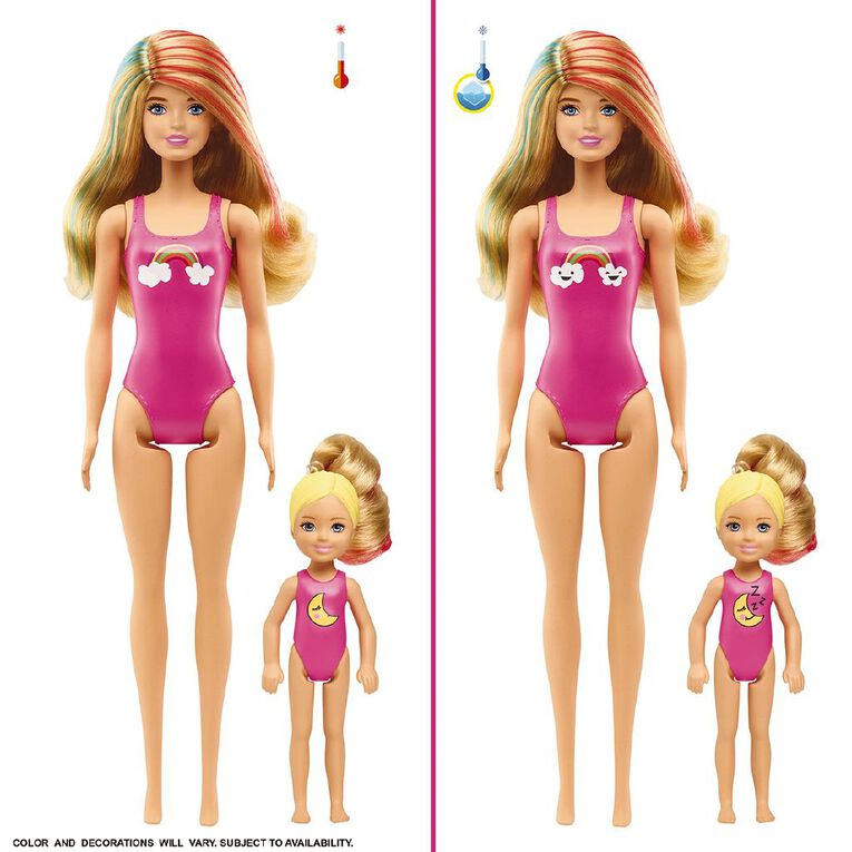 Barbie Collour Reveal Paint Can Giftset, , hi-res