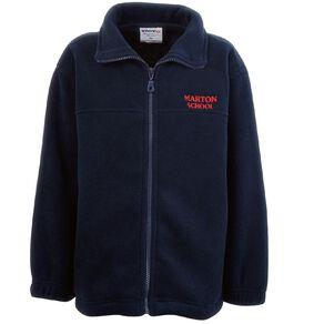 Schooltex Marton School Polar Fleece Jacket with Embroidery